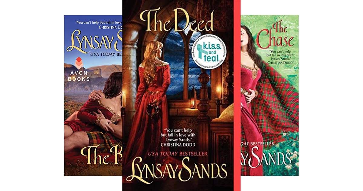 Deed 3 Book Series By Lynsay Sands
