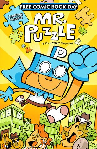 Mr. Puzzle (Free Comic Book Day)