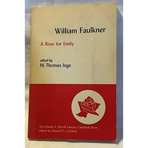 a review of the story a rose for emily by william faulkner This is one of those worthy american tv half hours based on a serious short story by a major writer, in this case william faulkner the story is about an odd spinster.