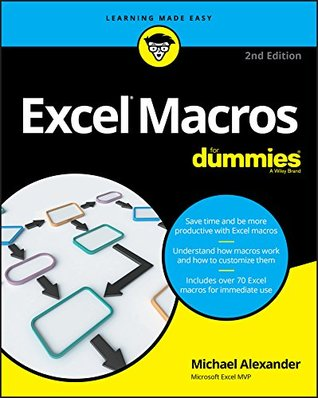 Excel Macros For Dummies. (For Dummies (Computer/Tech))