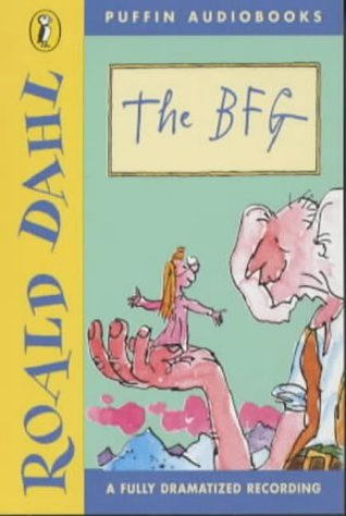 The BFG: Dramatisation (Puffin audiobooks)