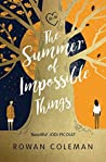Book cover for The Summer of Impossible Things
