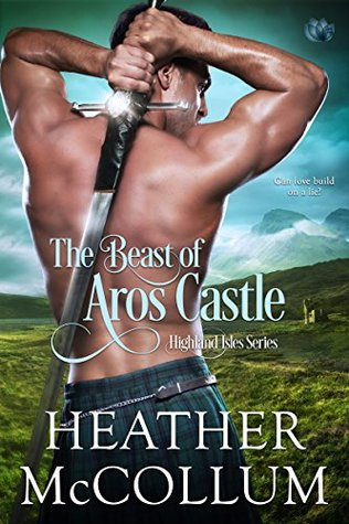 The Beast of Aros Castle (Highland Isles, #1)