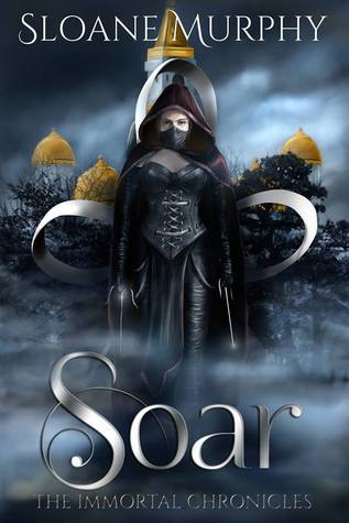 Soar (The Immortal Chronicles #3)