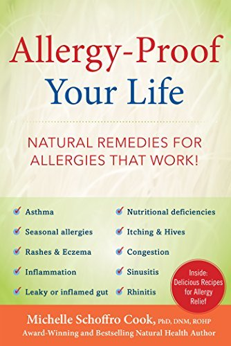 Michelle Schoffro Cook - Allergy- Proof your life