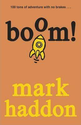 Boom! by Mark Haddon