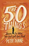 The Fifty Things: Lessons for When You Feel Lost, Love Dad