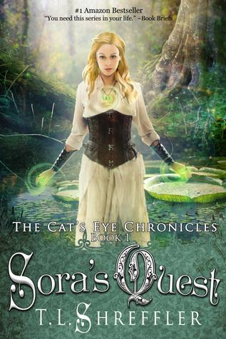 Sora's Quest (The Cat's Eye Chronicles, #1)