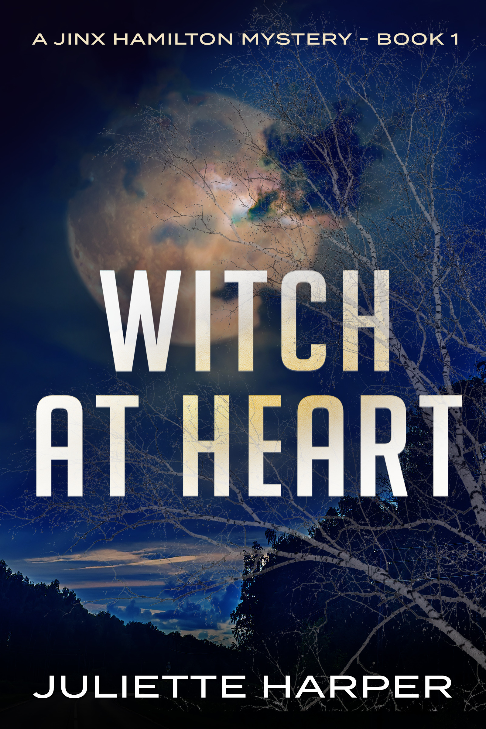 Witch at Heart