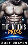 Book cover for The Alien's Prize (Warriors of Luxiria, #1)