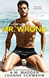 Book cover for Finding Mr. Wrong