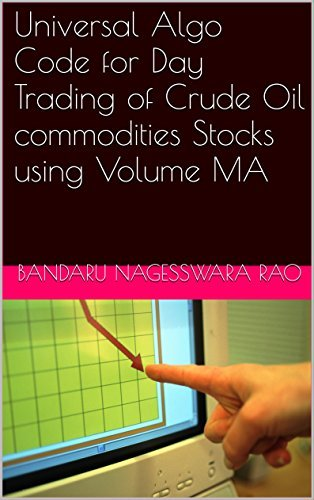 Universal Algo Code for Day Trading of Crude Oil commodities Stocks using Volume MA  by  Bandaru Nagesswara Rao