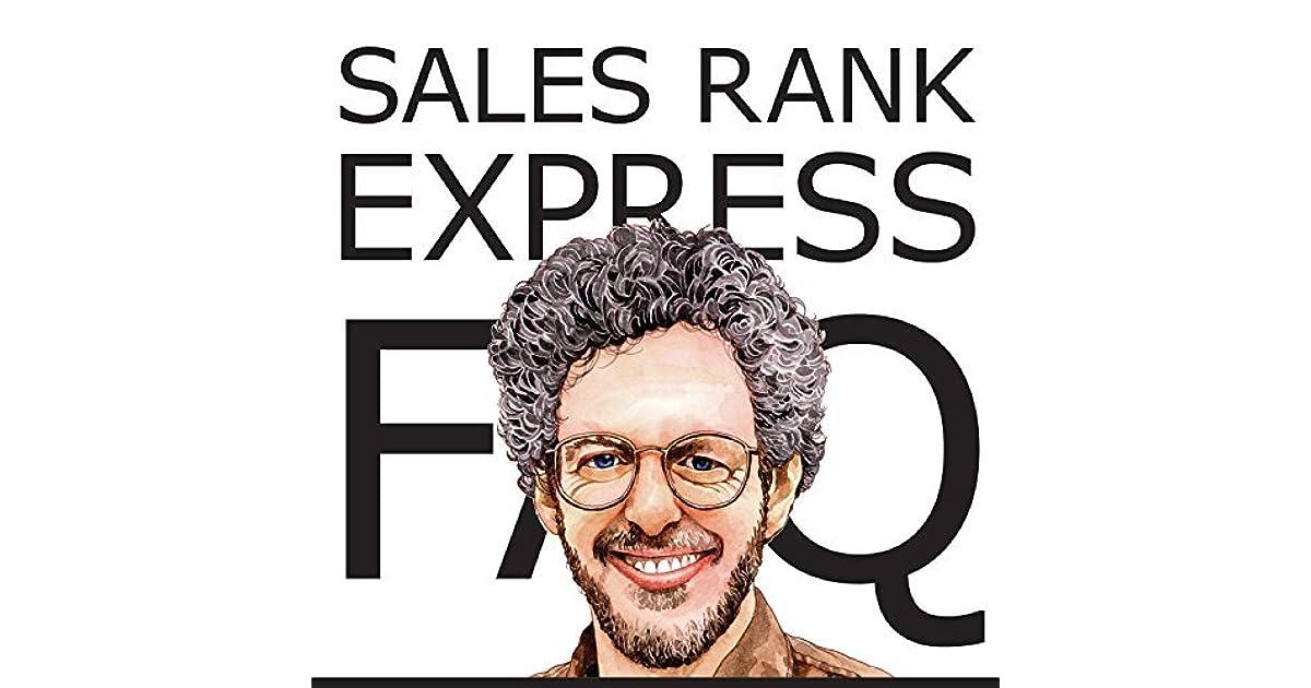 amazon sales rank lookup
