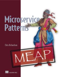 Microservice Patterns by Chris Richardson