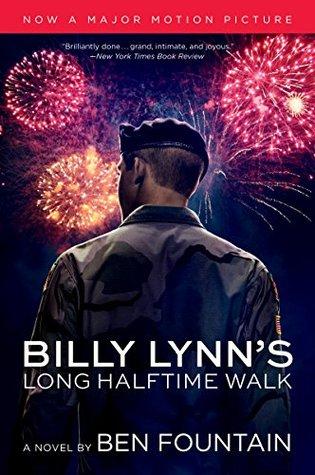 Billy Lynn S Long Halftime Walk By Ben Fountain