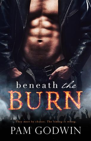 Beneath the Burn by Pam Godwin