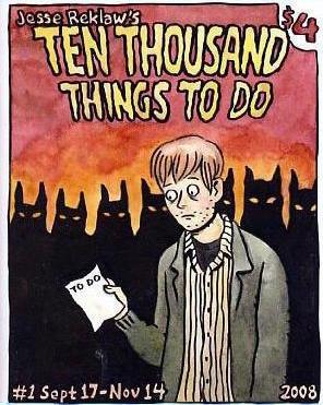 Ten Thousand Things to Do
