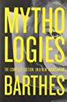 Mythologies by Roland Barthes