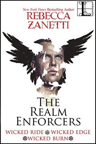 The Realm Enforcers Bundle (Realm Enforcers, #1-3)
