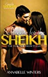 Surrogate for the Sheikh: The Teacher from Tulsa (Curves for Sheikh, #7)