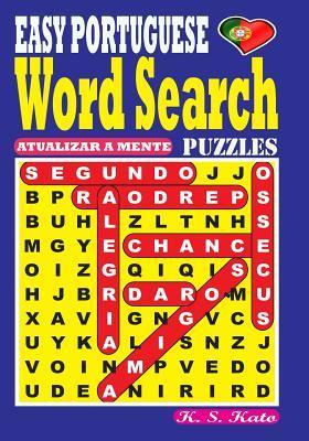 Easy Portuguese Word Search Puzzles K S Kato