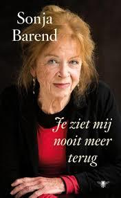 Je ziet mij nooit meer terug by Sonja Barend