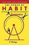 The Power of Habit Summary