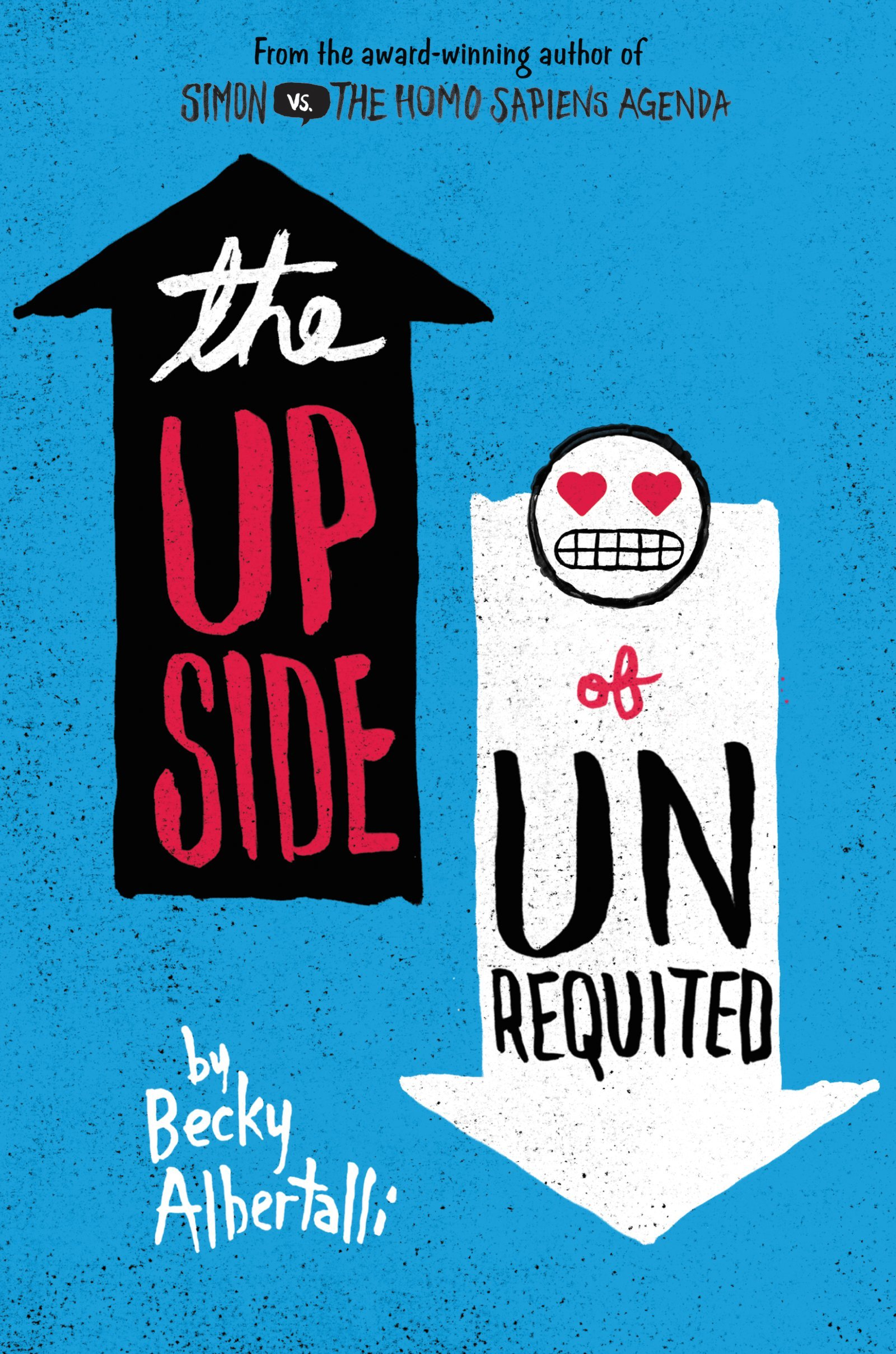 becky albertalli - the upside of unrequited