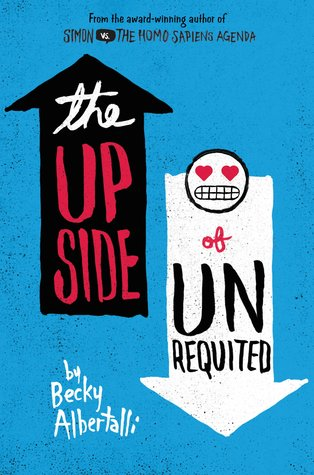 The Upside of Unrequited (Simonverse, #2)