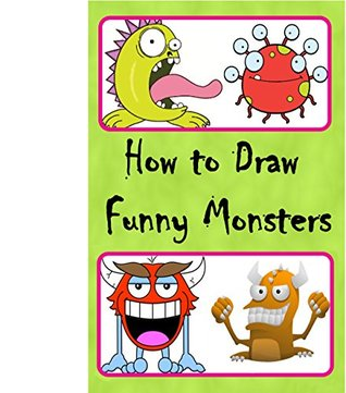 How To Draw Funny Monsters Easy Step By Step Drawing By Artz Creation