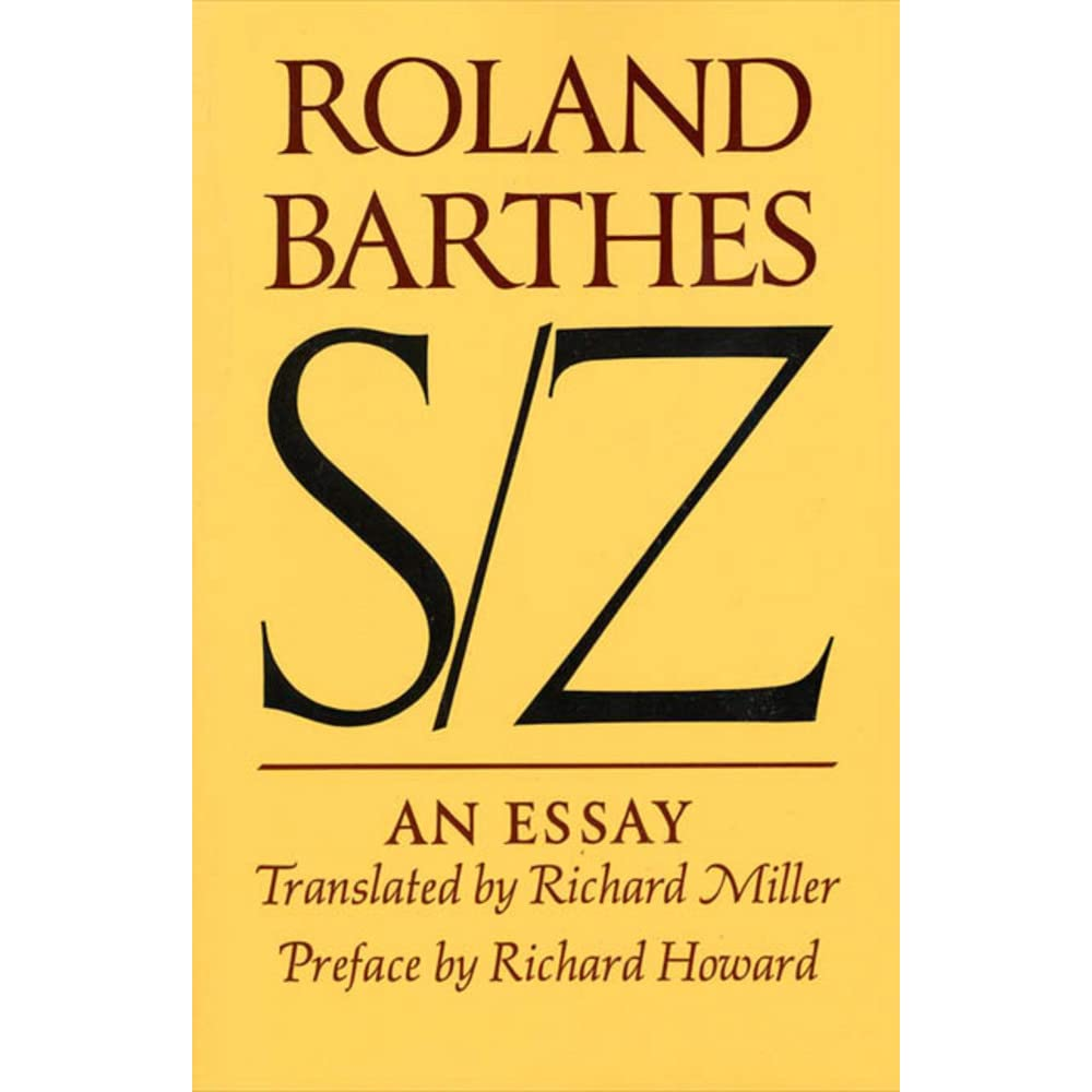 critique of roland barthes the death of an author In his essay the death of the author, roland barthes argues that readers the death of the author by roland barthes literature review: the song of roland.