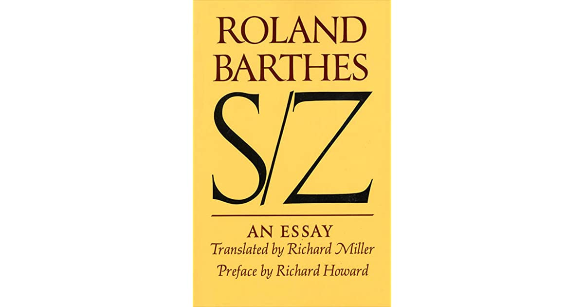 roland barthes plastic essay Check out our top free essays on roland barthes to help you write your own essay.