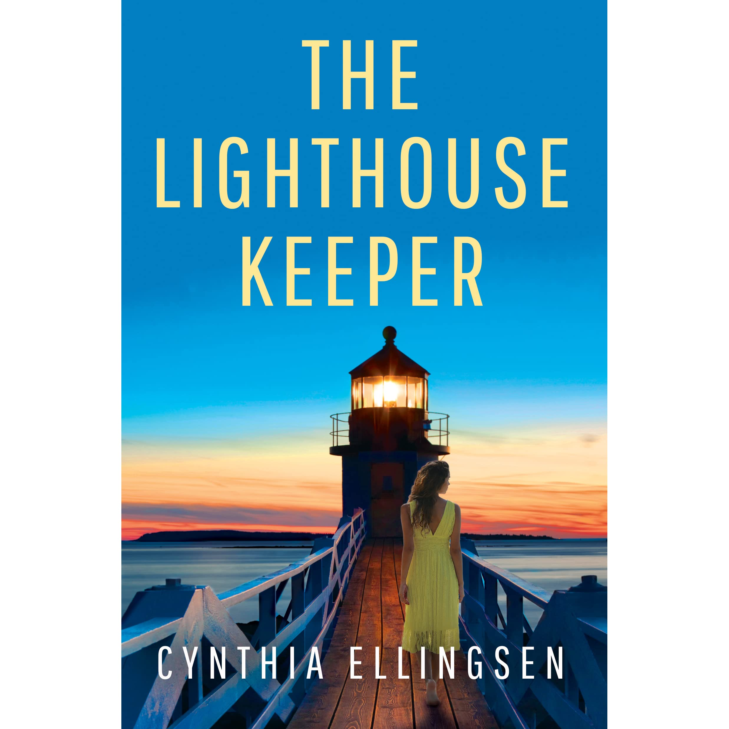 The Lighthouse Keeper By Cynthia Ellingsen €� Reviews, Discussion,  Bookclubs, Lists
