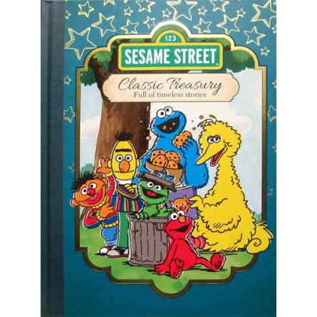 Sesame Street Classic Treasury By The Five Mile Press