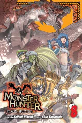 Monster Hunter: Flash Hunter, Vol. 8