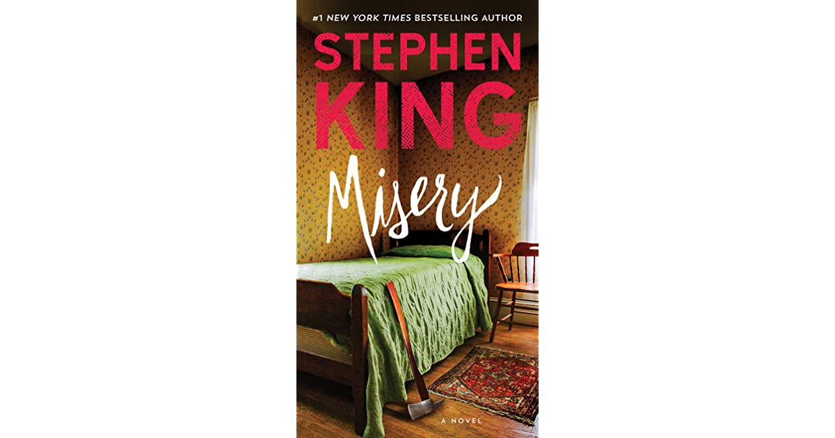 a review of the novel misery by stephen king