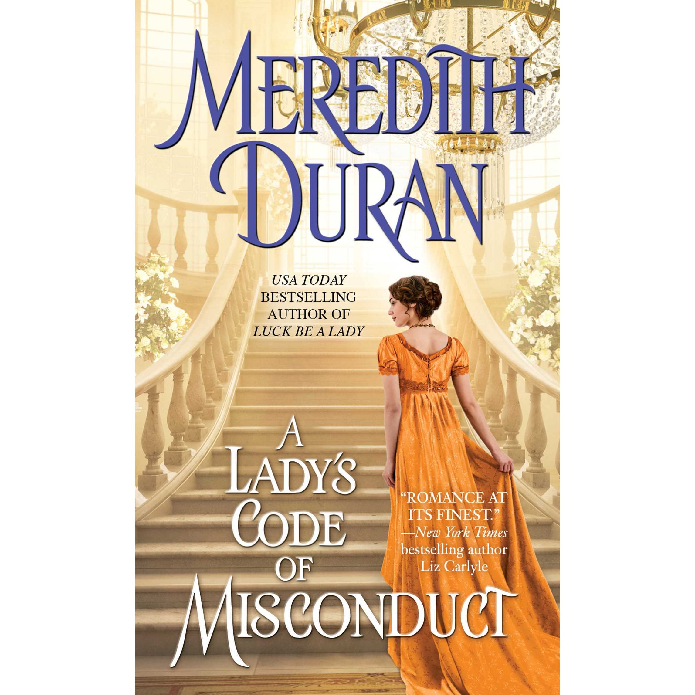 A Lady's Code Of Misconduct (rules For The Reckless, #5) By Meredith Duran  €� Reviews, Discussion, Bookclubs, Lists