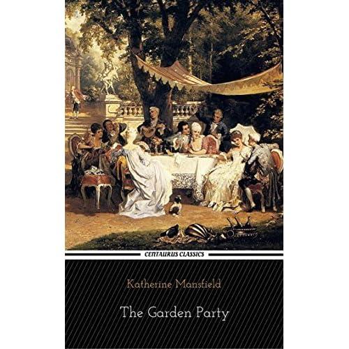 garden party short story summary