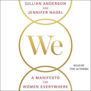 We by Gillian Anderson