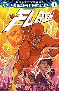 DC Super Heroes: The Flash #1: Flash from the past!