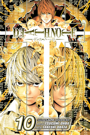 Death Note, Vol. 10 by Tsugumi Ohba