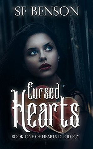 Cursed Hearts by S.F. Benson