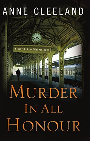 Murder in All Honour by Anne Cleeland