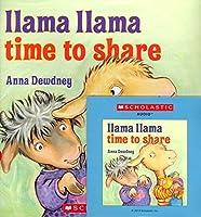 Llama Llama Time to Share Paperback and CD