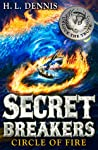 Circle of Fire (Secret Breakers, #6)