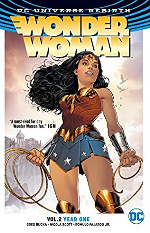 Wonder Woman, Volume 2: Year One