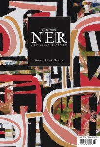 New England Review Volume 37 2016