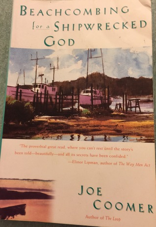 Read Beachcombing For A Shipwrecked God By Joe Coomer