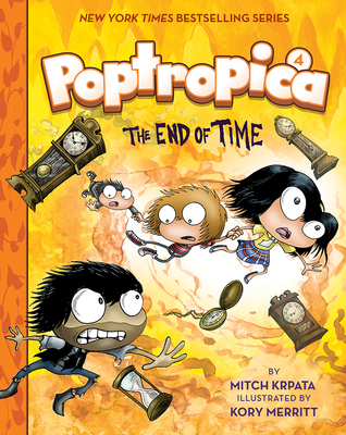 The End of Time (Poptropica, #4) by Mitch Krpata
