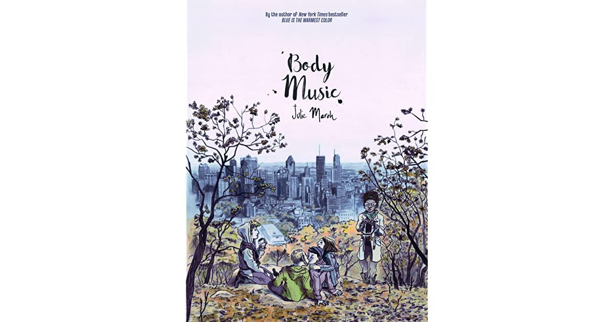 Body Music By Julie Maroh 1 Star Ratings